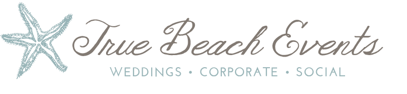 San Diego Beach Wedding | Tented Event